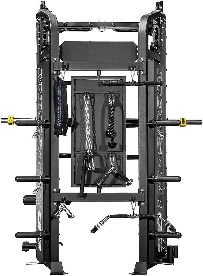 Force USA Monster G6 Power Rack, funcional Trainer & Smith Machine Combo