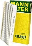 Mann-Filter CU 3337 Filtro, Aire Habitáculo