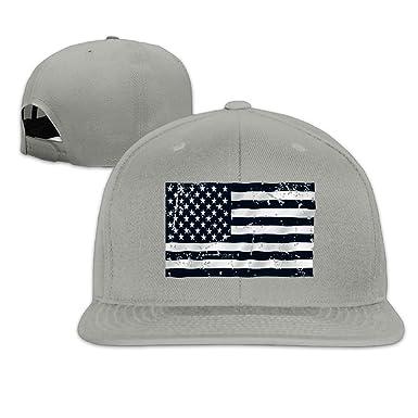 DGhfs2 Cap Big Black American Flag Men Classic Snapback Hats Hip Hop Adjustable  Baseball Caps b7e6721984cd