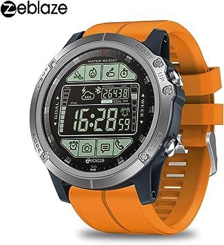 Zeblaze Vibe 3S Smartwatch con Bluetooth 4.0 Monitor de Actividad ...