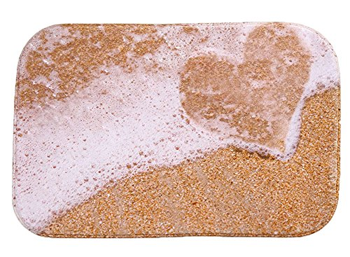 LivebyCare Printed Doormat Decorative Soft Washable Non-Slip Indoor Inside Door Mat Entry Carpet Decor Front Entrance Floor Home Decor Rug Living Room Hallway Kitchen Bathroom