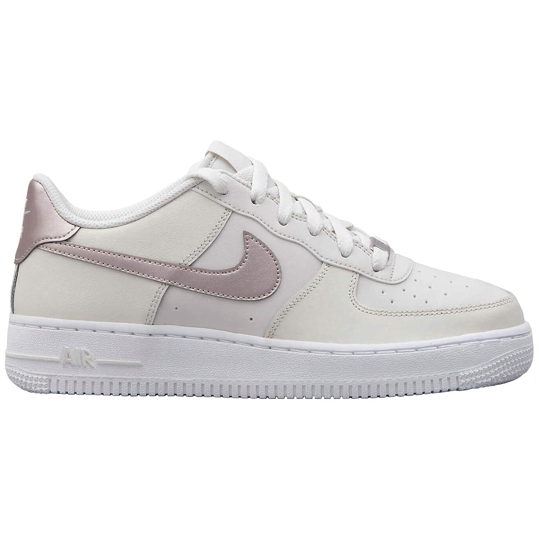 new concept 49cc8 d388b Nike Air Force 1 (GS), Chaussures de Basketball Fille  Amazon.fr   Chaussures et Sacs