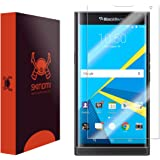 BlackBerry Priv Screen Protector, Skinomi TechSkin Full Coverage Screen Protector for BlackBerry Priv Clear HD Anti-Bubble Film
