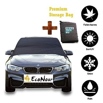 Amazon.com: Funda protectora para parabrisas de coche para ...