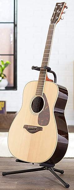 Soporte para guitarra y bajo LK GS005 patas tripode con soporte de ...