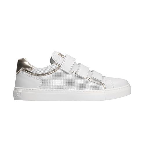 NERO GIARDINI Sneakers scarpe donna bianco 5261 mod. P805261D