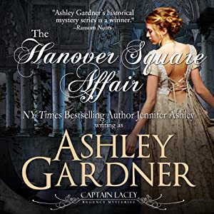 The Hanover Square Affair Audiobook