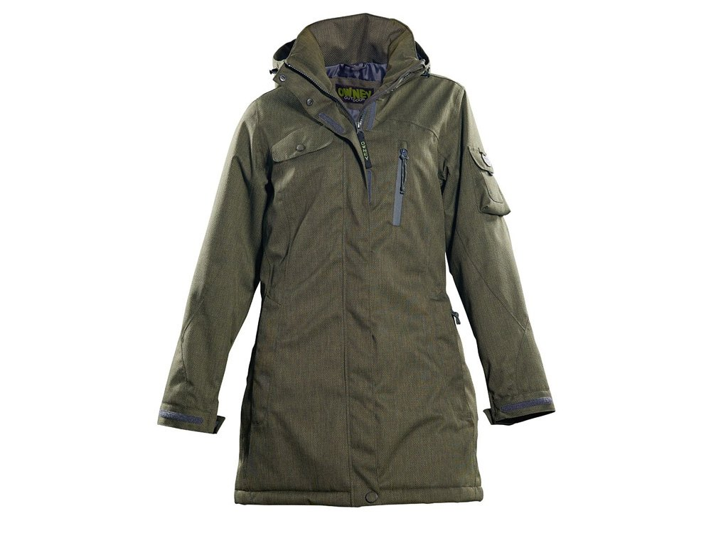 Owney Arctic Parka Damen- Winterparka Parka Jacken Damen Owney Winterjacken oliv XS - 4XL