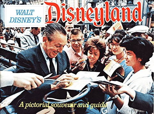 Disneyland 1968 Pictorial Souvenir and Guide digital restoration (Retro Relics in PR Book 2)