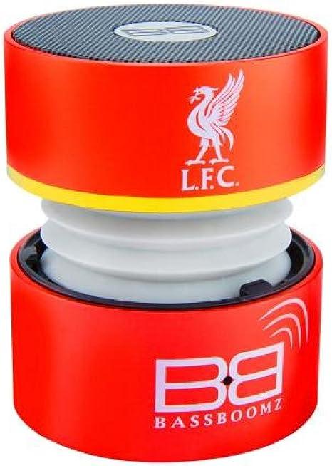 Liverpool F, C, BassBoomz altavoz portátil - una gran Navidad/regalo Idea para hombres y niños: Amazon.es: Deportes ...