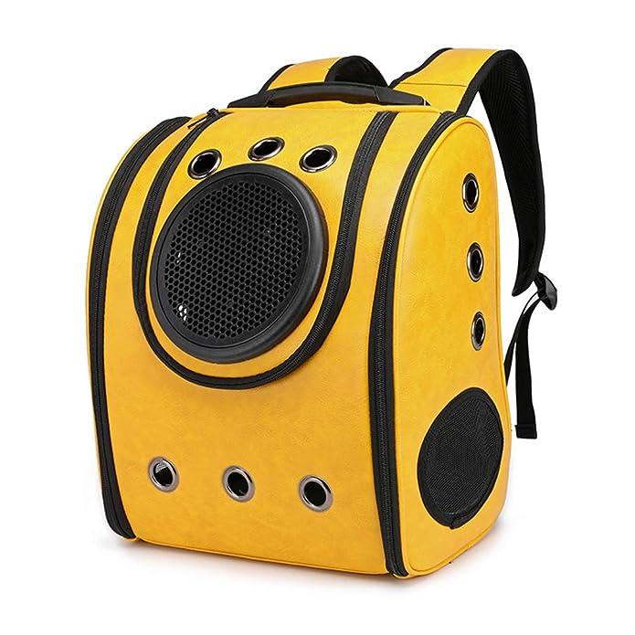 e005d9d43a32 Amazon.com: ZHENXI Cat Backpack Carriers Cat Bubble Pet Carrier ...