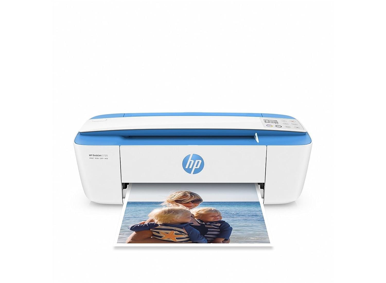 HP DeskJet 3720 AiO - DeskJet 3720 All-in-One Printer: Amazon.es ...