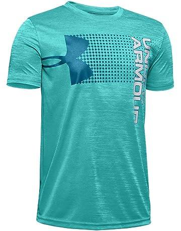 fab1a7793 Boy's Athletic Shirts Tees | Amazon.com