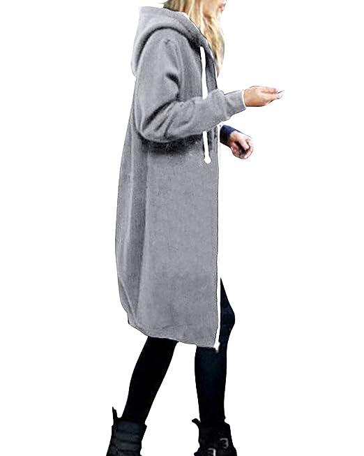 StyleDome - Cappotto - Maniche lunghe - Donna 748677c2dab9