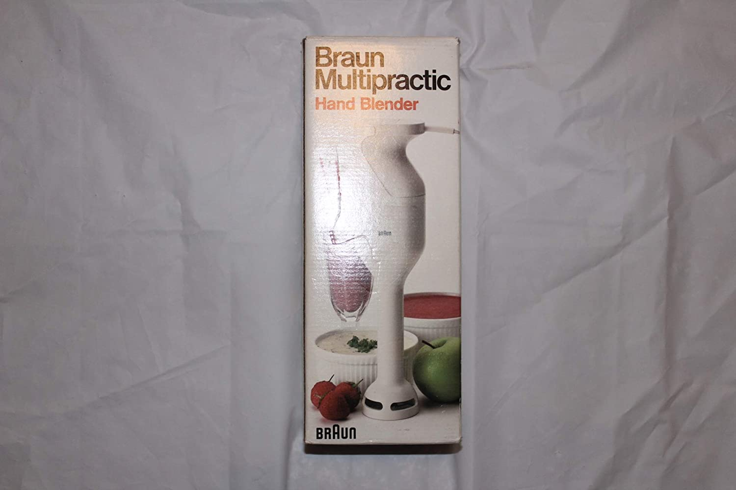 Braun Multipractic Hand Blender MR30