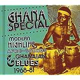 Ghana Special: Modern High Life, Afro-Sounds & Ghanaian Blues 1968 - 81
