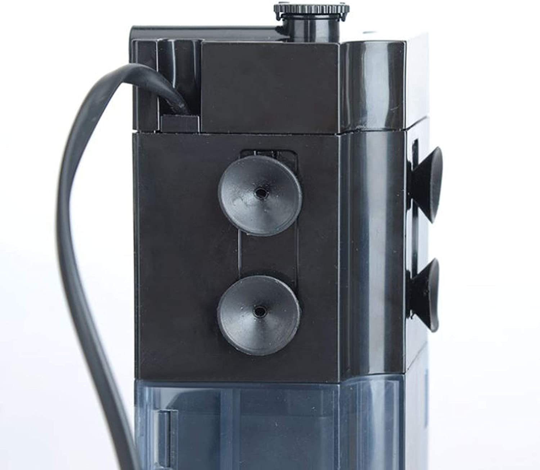 1MI STORE Submersible Filter Professional Filter for Aquarium Fish Tank Active Carbon Low Consumption High Efficiency. 3.5W, 150L // H
