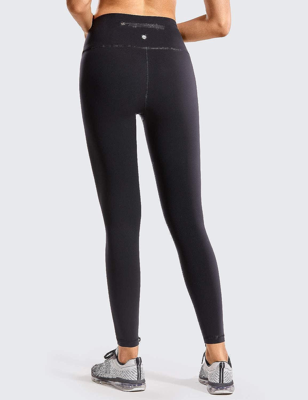 CRZ YOGA Mujer Cintura Alta Deportivas pantalones Fitness ...