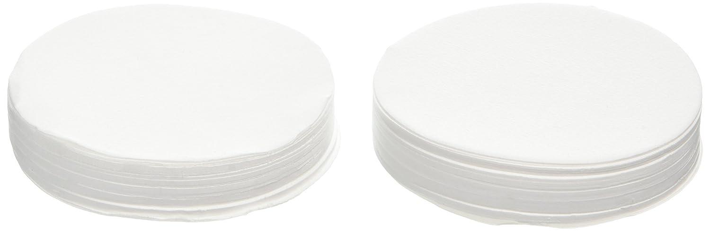 Camlab 1171224 Grade 261 [Gf/C] Glass Microfiber Filter, 1.2µ m, 21 mm Diameter (Pack of 100) 1.2µm