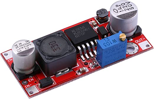 125mA DC-DC 5V to ±12V Step Up Voltage Boost Converter DC Power Supply Module