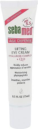 15ml Sebamed Anti-Envejecimiento Crema Contorno de Ojos, 1er Pack (1 x 15 ml)