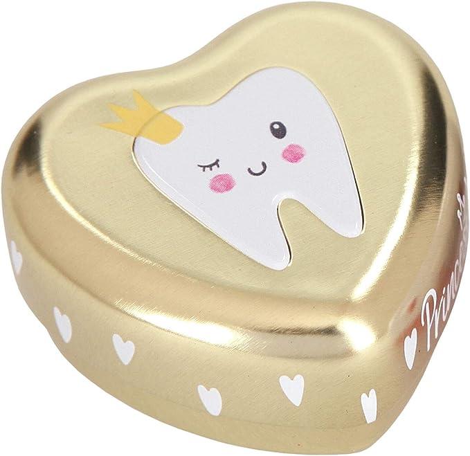 Depesche 8569 Princess Mimi, Caja de dientes de leche, Modelos surtidos: Amazon.es: Juguetes y juegos