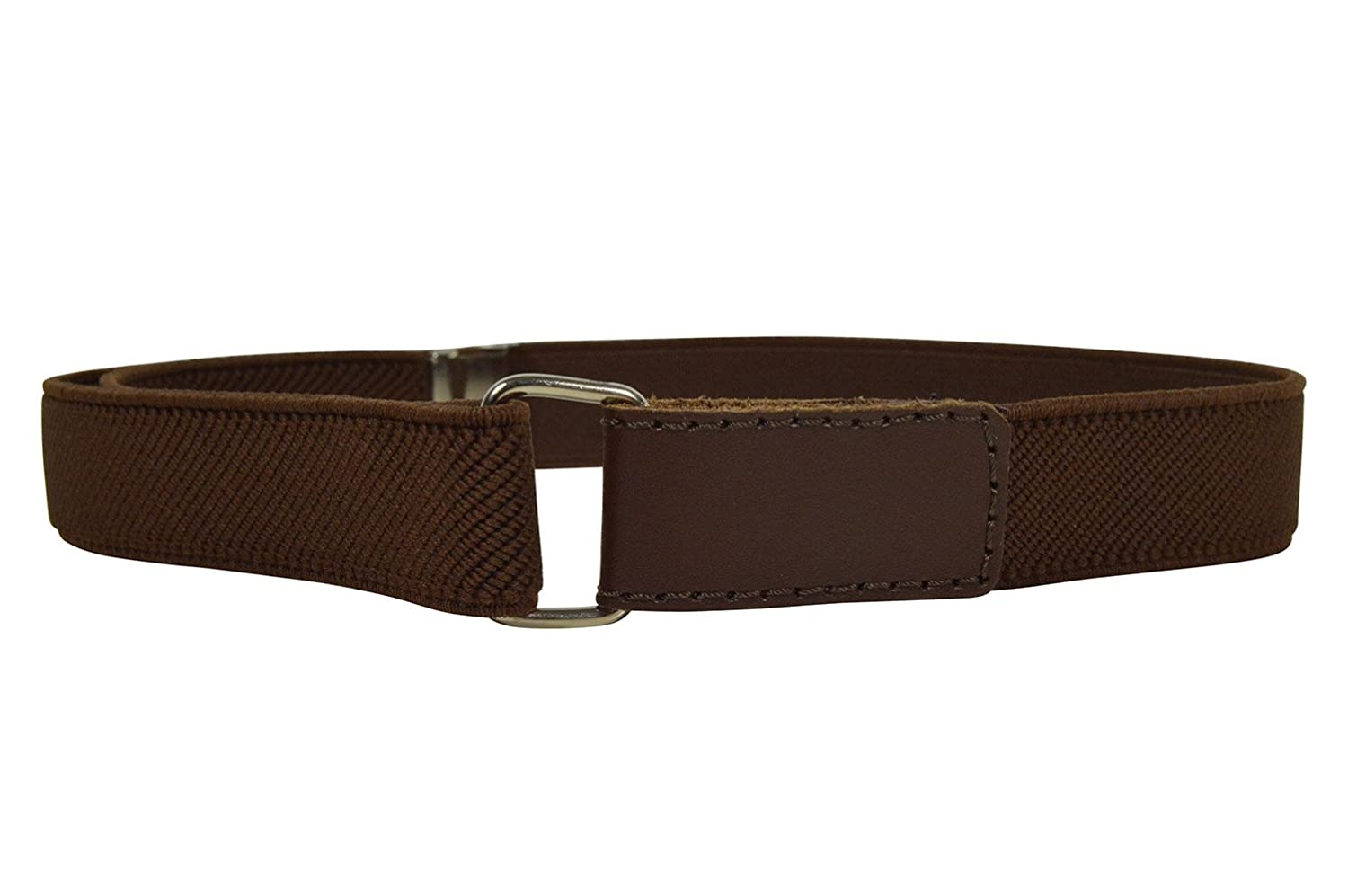 Childrens 1-15 Years fully adjustable Stretch Belt with Hook and Loop Fastening