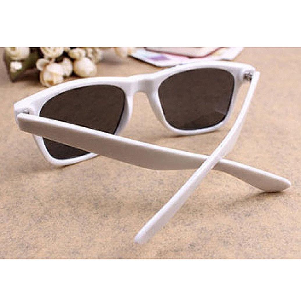 CYCTECH Unisex Sunglasses Classic American Flag Mirror Lens UV400 Travel Glasses