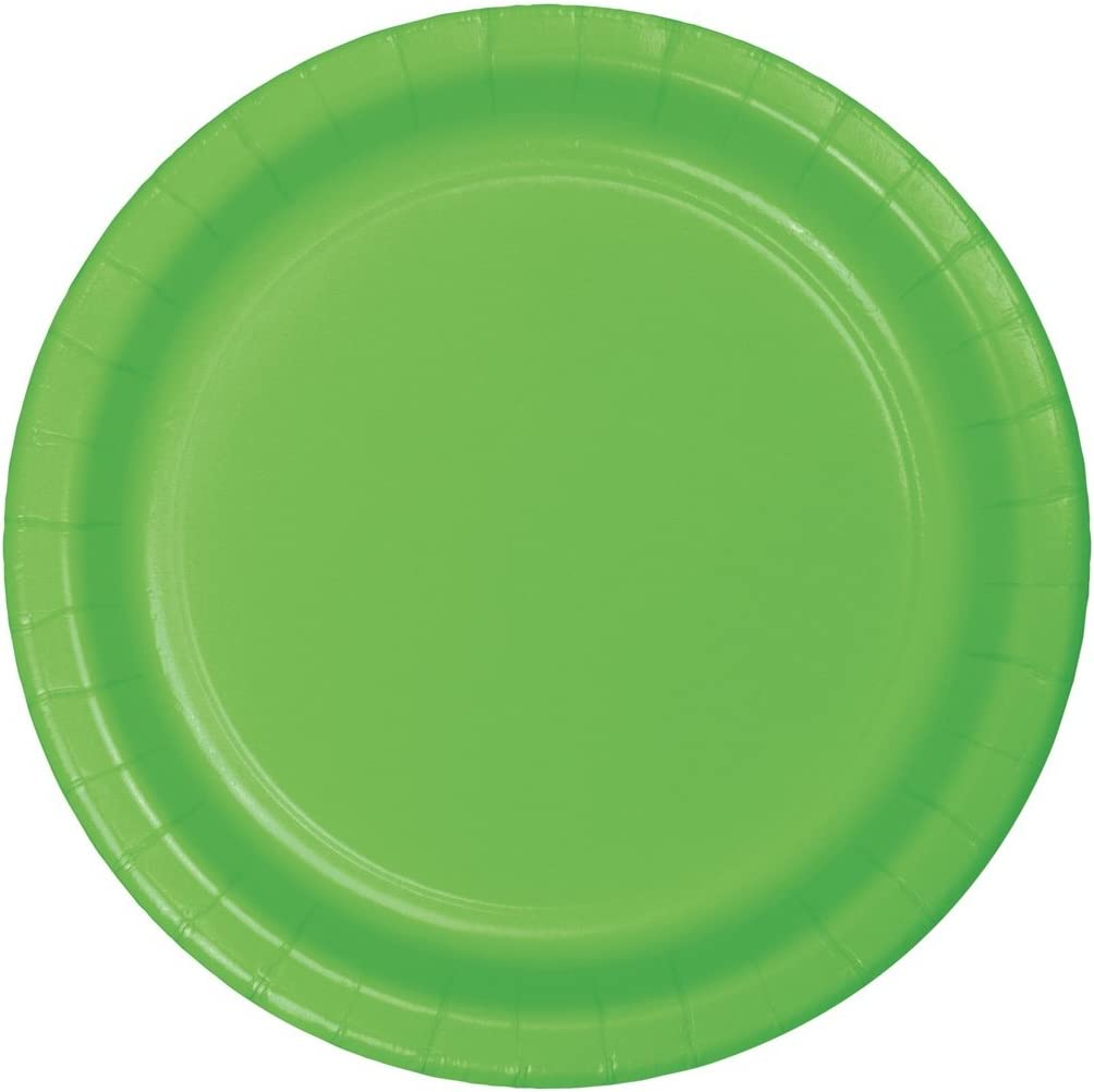Creative Converting 96 Count Celebrations Paper Dinner Plates, 9