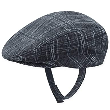 2101d17b82e Amazon.com  Keepersheep Baby Boys Newsboy Cap