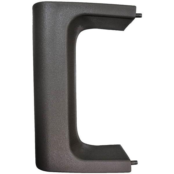 Inner Interior Inside Door Pull Handle Textured Gray Extended Cabs Rear Right