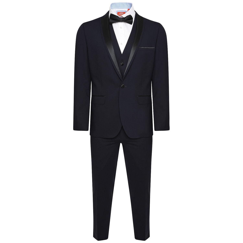 d78fdeeec057 HARRY BROWN Dinner Suit 3 Piece Slim Fit: Amazon.co.uk: Clothing