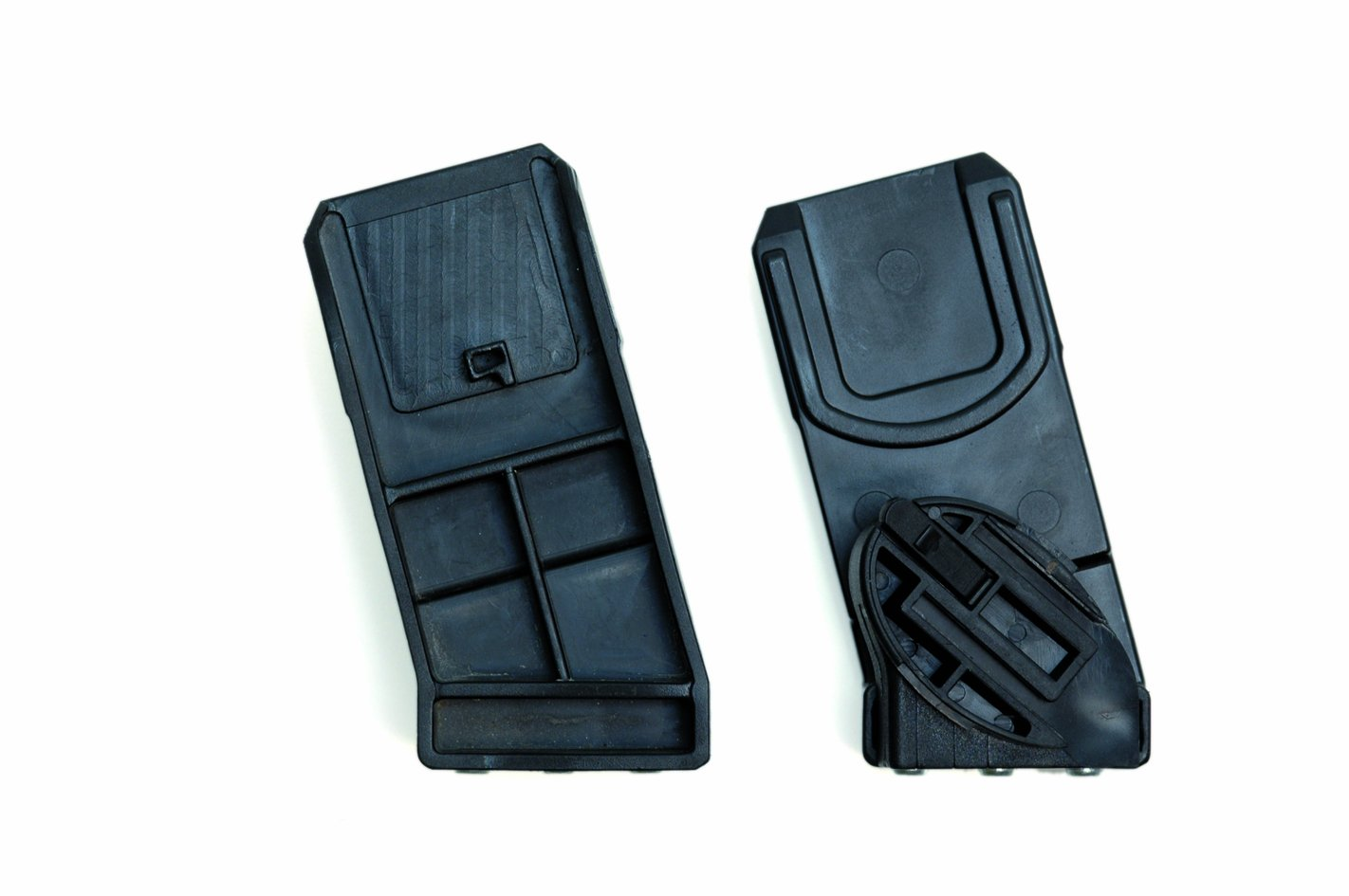Trends for Kids–Adapter TFK für Kindersitz Auto MaxiCosi, Cybex, Besafe iZi Go,-00–098) schwarz T-00/098