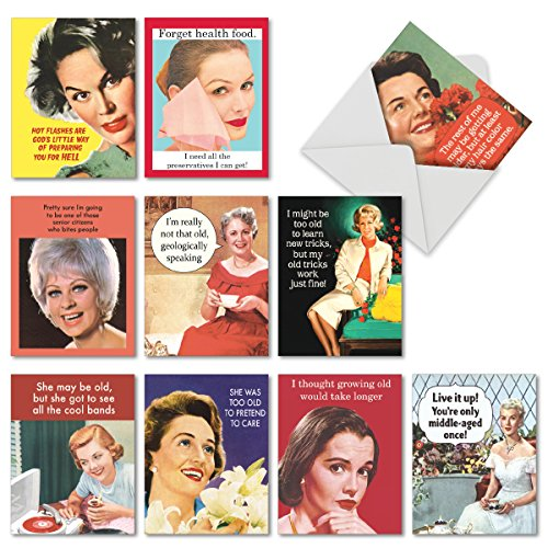 M6620BDG Ageless Wisdom Assortment Envelopes product image