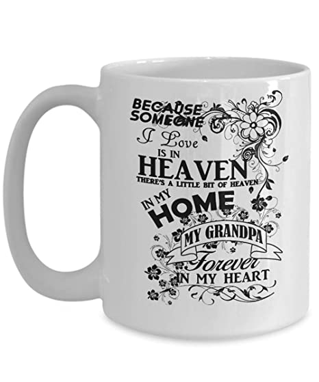 Amazon.com: My grandpa forever in my heart| delayed ...