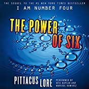 The Power of Six | Pittacus Lore