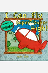 I Can Fly Super Duper High! Personalized Book Board book
