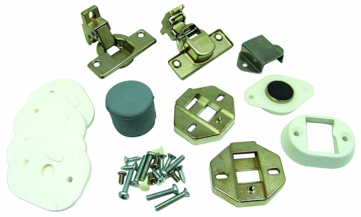 Hotpoint BHWM129UK/1 BHWM149UKE Washing Machine Cupboard Hotpoint Door Decor Hinge Installation Kit