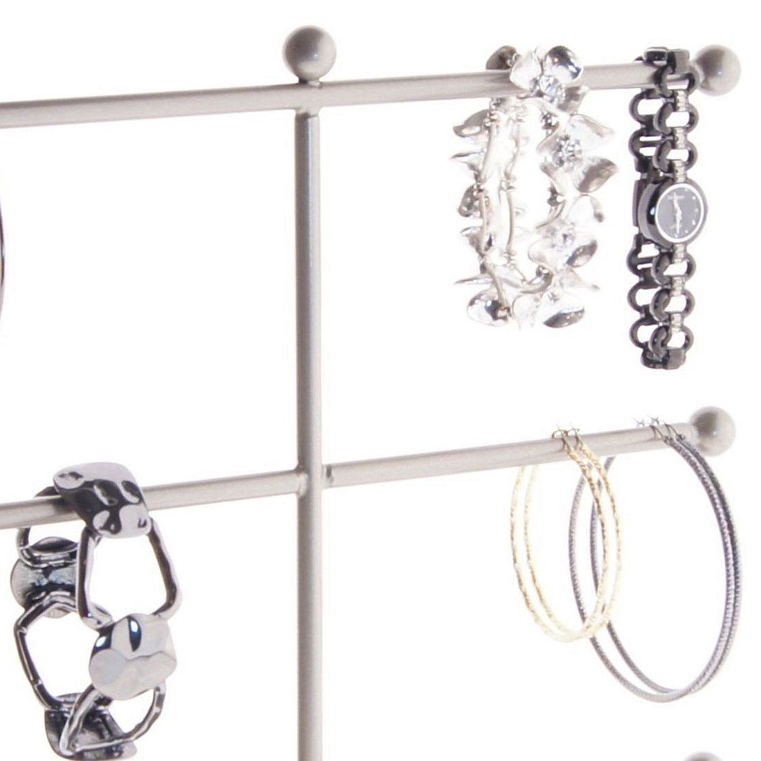 Amazoncom Bracelet Holder Display Stand 3 Tier T Bar Jewelry