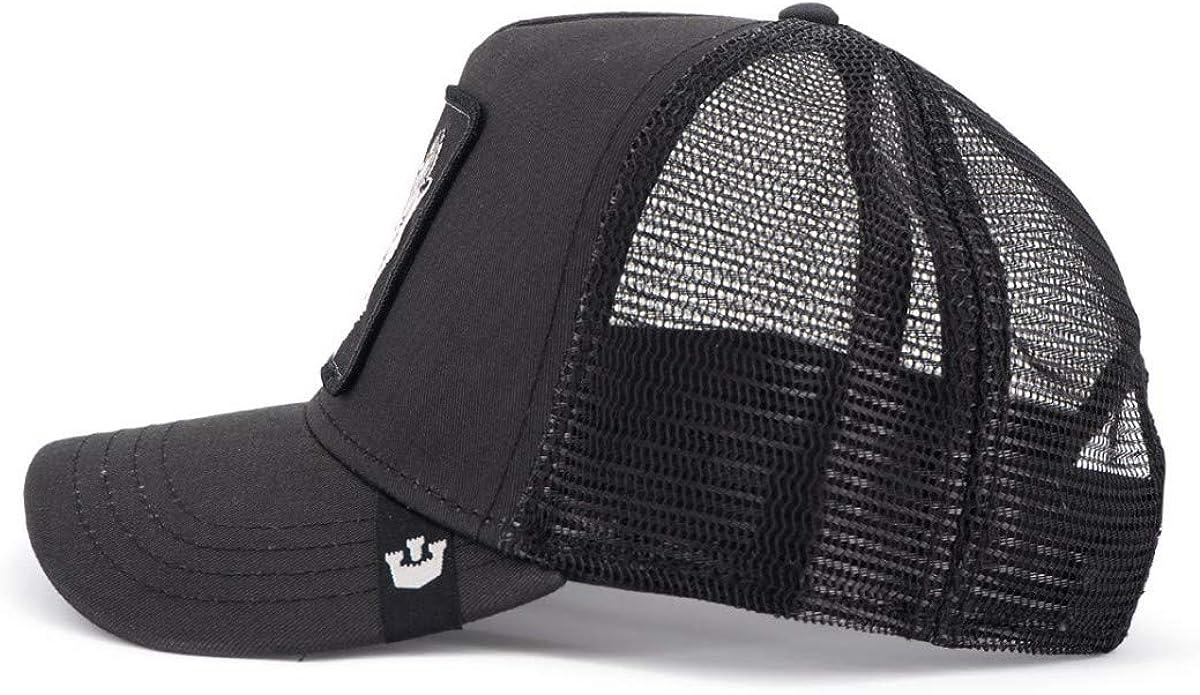 Cappello da Baseball Lone Wolf Nero GOB/_101-0556-BLK Goorin Bros.