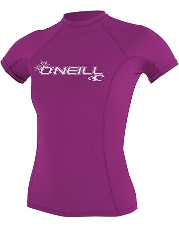 8c6fc7705 Amazon.fr   T-shirts de protection anti-UV femme