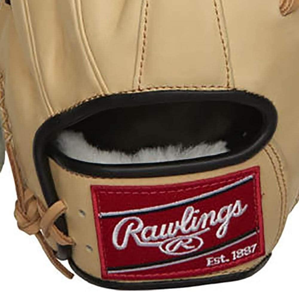 """Rawlings PRO204-2BCC 11.5/"""" Pro Étiquette Coeur de masquer Pro Preferred Gant De Base-ball"""