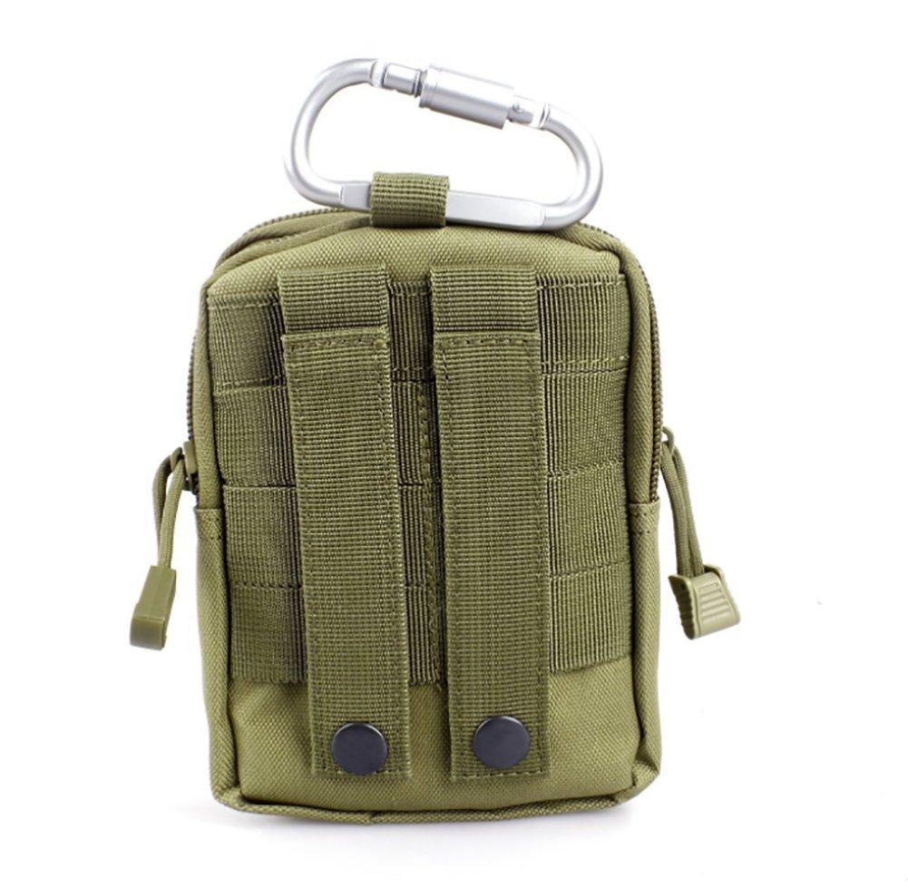 sac de support sac de Holster /étui tactique ext/érieur Holster Molle Hip ceinture /étui de t/él/éphone bourse de poche de portefeuille MOLLE militaire tactique poche de gadget