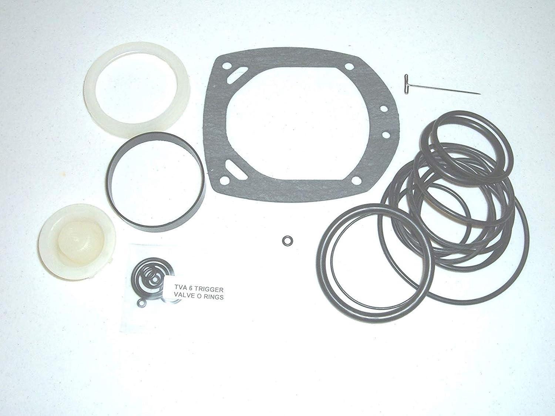 O-Ring Depot Fits and Compatible with Bostitch N80S /& N80SB Framing Nailer Rebuild Repair Kit