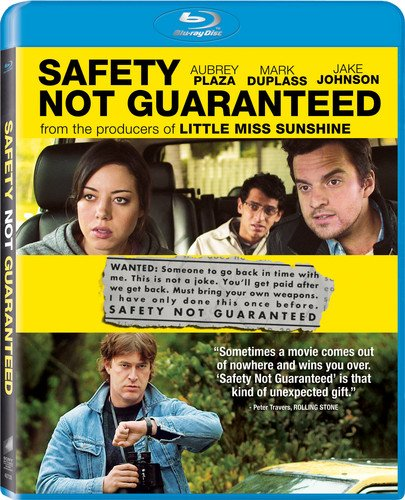 Blu-ray : Safety Not Guaranteed (Ultraviolet Digital Copy, Widescreen, Dolby, AC-3, )