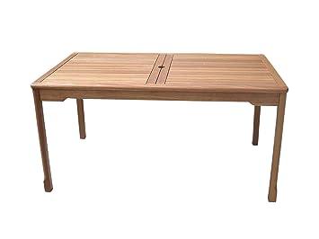 Amazon De Sedex New Jersey Gartentisch 200x100 Cm Tisch Hoztisch