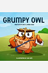 Grumpy Owl Kindle Edition