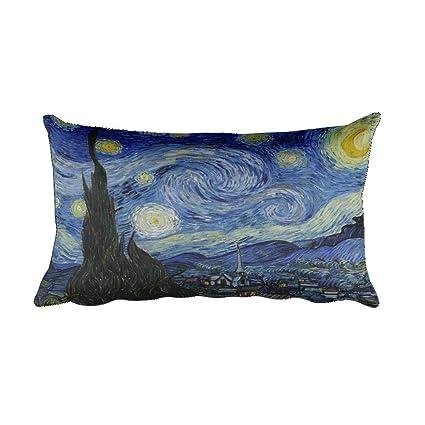 Amazon.com: De la noche estrellada de Vincent van Gogh ...
