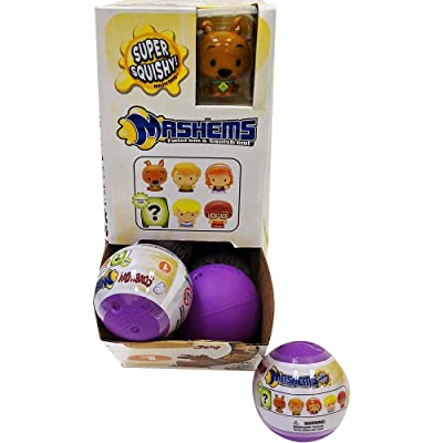 (Pack of 20) Super MASHEMS Scooby Doo, Assorted Characters: Toys & Games