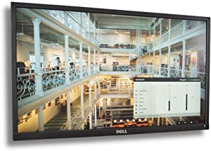 Dell Professional P2217H-22-Inch LED-Lit Monitor Adjustable Viewing Features Without Stand